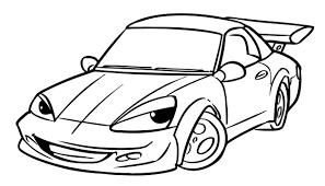 Kleurplaat Auto Kleurplaat Kleurplaatje Nl
