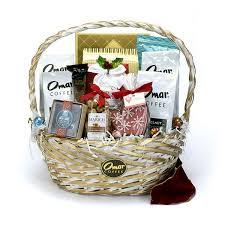 the season s finest coffee gift basket