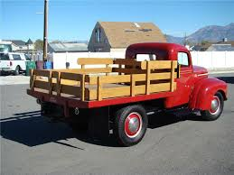 1947 ford 1 ton flatbed truck