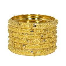 set of six 22k bangles order indian