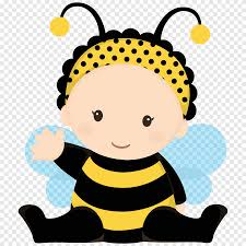 Abeja Invitacion De La Boda Infantil Baby Shower Insecto No 1