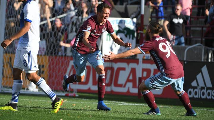 Image result for cole bassett colorado rapids""
