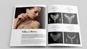 6 jewelry catalog templates free psd