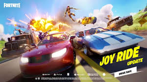 Epic Games adds cars and trucks in new Fortnite 'Joy Ride' update ...
