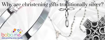 christening gifts traditionally silver