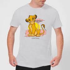 disney lion king simba pastel men s t