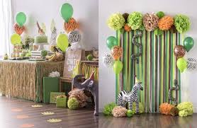 recipes for a safari themed party