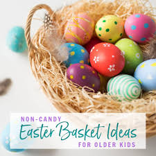 non candy easter baskets for s