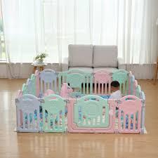 China 12 2 Little Bear Kids Playpen Children Fence Baby Play Yard Indoor Playground China Baby Playpen Baby Fence