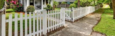 Why Should I Choose Picket Fencing For My Front Garden Fencing Blogs Lawsons