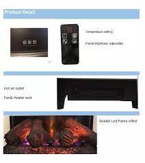 csa standard remote control fireplace