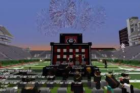 Undergraduate Ivan Campbell Creates Virtual Minecraft UGA ...