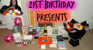 9 best 21st birthday gifts and present