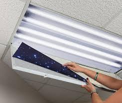 decorative fluorescent light lenses