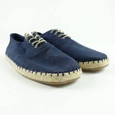 toms shoes men camino rope sole