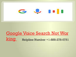Google Voice Search Not Working by ...