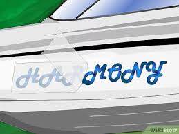 How To Install Boat Name Lettering And Decals 11 Steps