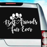 Dog Decals Stickers Dog Breed Stickers