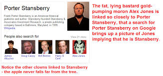 Ron Paul: Paid Whore for Scam Artist Porter Stansberry