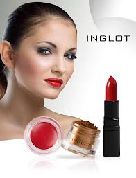 inglot makeup application reviews