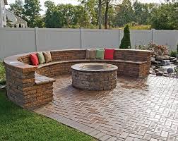 small patio designs with pavers patio