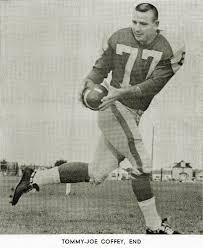 1965 Tommy Joe Coffey - Edmonton | Canadian football league, Canadian  football, Vintage football