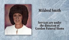Mildred Smith - Bryan County Patriot