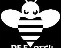 Beeotch Sticker Etsy