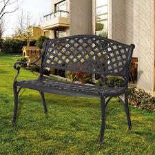 outdoor patio garden bench garden chair