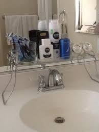 sink shelf chrome com