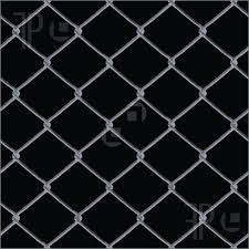 Templates A 3d Chain Link Fence Texture Over Black This Tiles Seamlessly As A Pattern In Any Direction Chain Link Fence Chain Link Pattern