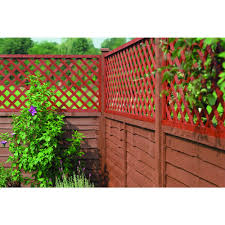 Cuprinol One Coat Autumn Brown Sprayable Fence Treatment 5l Wilko