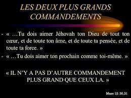 ❤« Il n'y a pas de commandement plus... - Paroisse-Universitaire ...