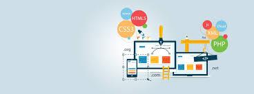 Web Development Services | Website Development | Clipping Images