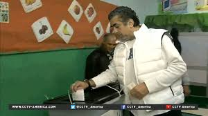 egyptian voters to decide makeup of