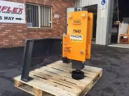 Fence Post Driver 47 Rammer Hydraulic For Skid Steer Excavator Tractor Construction Equipment Gumtree Australia Port Stephens Area Tomago 1227737167