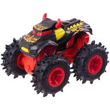 Monster Trucks By Hot Wheels 1:43 Scale Vehicle (Styles May Vary) -  Walmart.com - Walmart.com