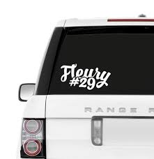 Vegas Golden Knights Window Decal Car Sticker Etsy