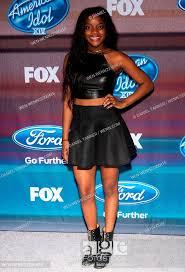 American Idol XlV Finalists Party Featuring: Adanna Duru Where ...