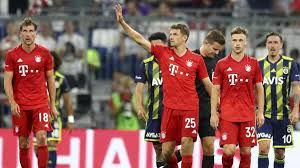 Bayern Münih 6-1 Fenerbahçe | Audi Kupası Bayern Münih Fenerbahçe maçı  özeti ve golleri