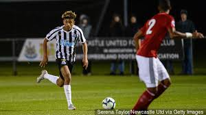 Report: Highly-rated Newcastle youngster Adam Wilson targeted by ...