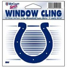 Indianapolis Colts Stickers Decals Bumper Stickers