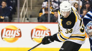 Weymouth's Paul Carey Thriving With Bruins After Getting Some Much ...