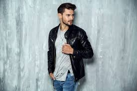 best leather jackets for men in india