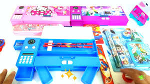 Review Disney Mini Jumbo Pencil Box & Return Gift Stationery in ...