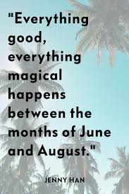 summer quotes summertime sayings