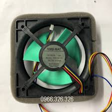 Quạt gió tủ lạnh panasonic 12V Điện lạnh Thiện Phúc