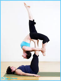 hard yoga poses for two