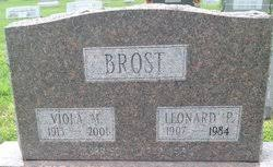 Viola Myrtle Evans Brost (1913-2001) - Find A Grave Memorial