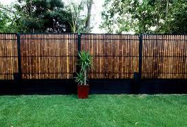 Bamboo Fencing Garden Bamboo Garden Fences Bamboo Garden Bamboo Fence